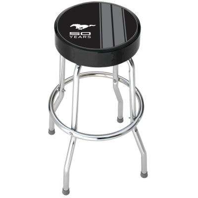 Ford Mustang 50th Anniversary Garage Stool