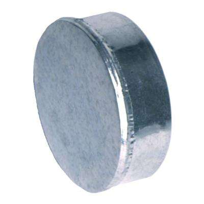14 in. Round Duct Cap