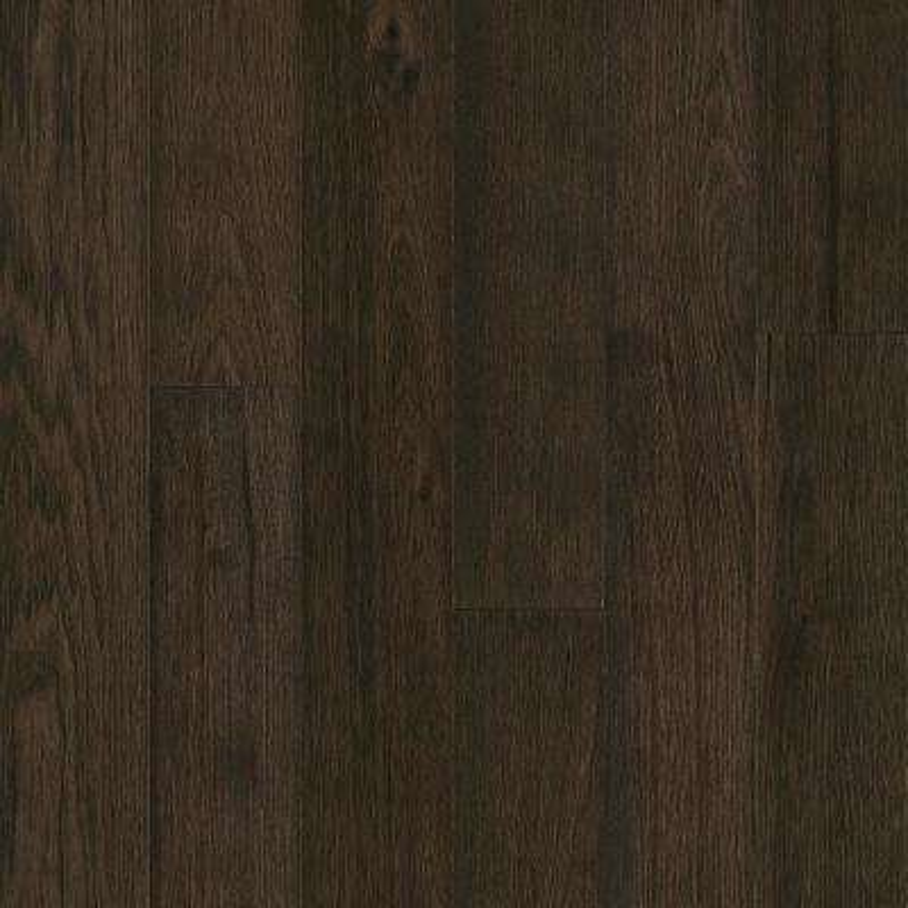 Hydropel Hickory Black Brown 7/16 in. T x 5 in. W x Varying L Waterproof Engineered Hardwood Flooring (22.6 sq. ft.)