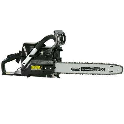 Frontiersman 40cc 16 in. Gas Chainsaw with Oregon Bar and Chain