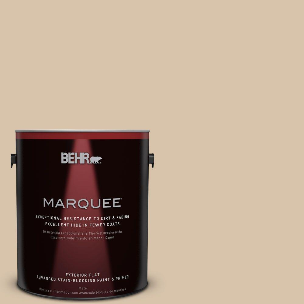 BEHR MARQUEE 1-gal. #T14-13 Grand Soiree Flat Exterior Paint