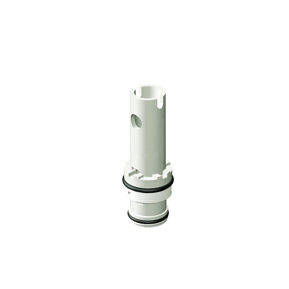 Glacier Bay Spray Diverter with Vacuum Breaker-A501018N - The Home Depot