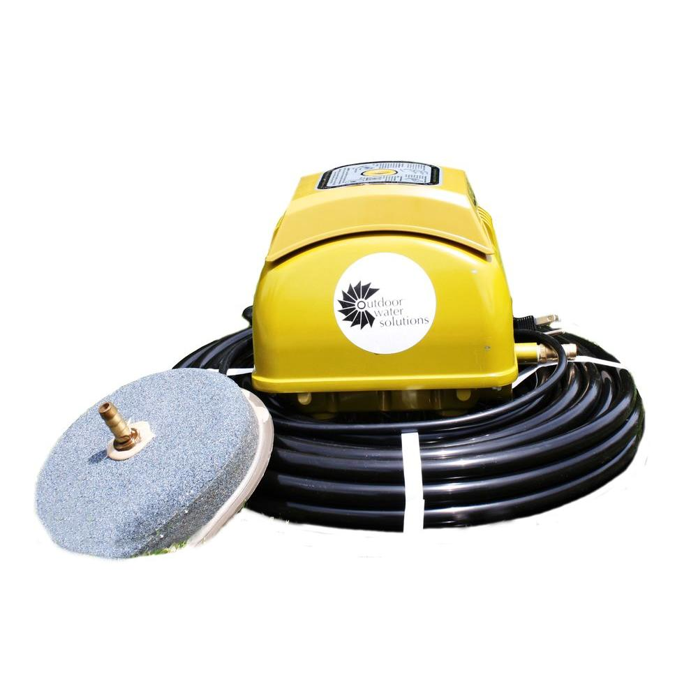 Outdoor Water Solutions Ld 1 5 Electric Aeration Unit With