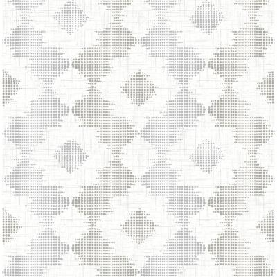 Babylon Metallic Abstract Floral Wallpaper