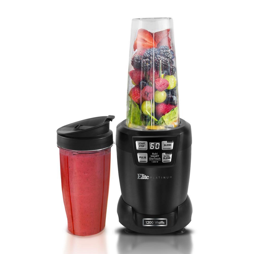 4-Speeds Nutri Hi-Q Black Smart Blender