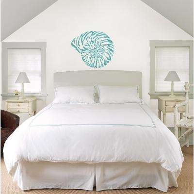 Nautilus Shell Wall Decal