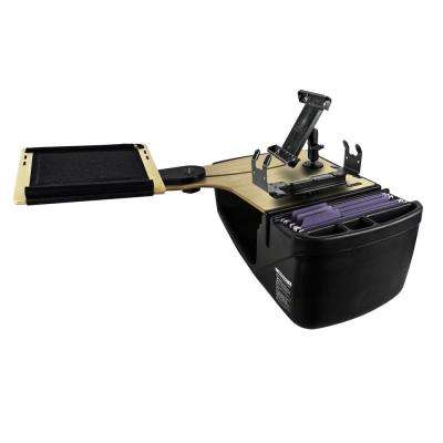 Reach Desk Back Seat Elite with Printer Stand and iPad/Tablet Mount