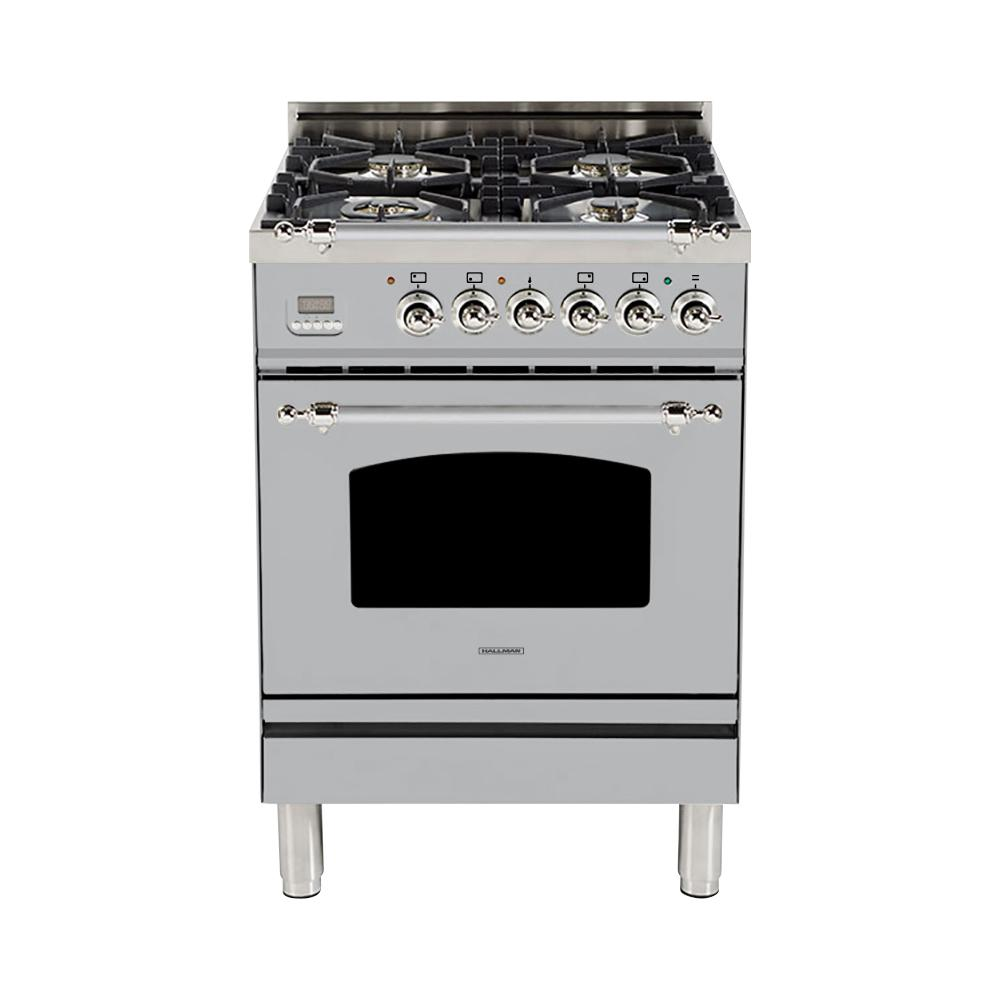 Superbe Single Oven Italian Gas Range With True