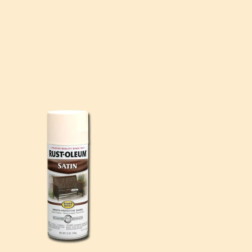 Rust-Oleum Specialty 12 oz. White High Heat Spray Paint-7751830 ...