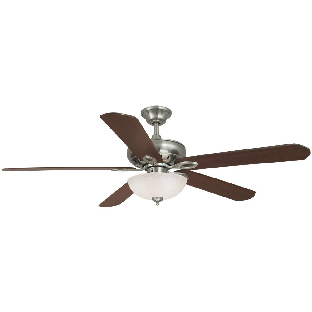 Hampton bay asbury 60 in led indoor brushed nickel ceiling fan with hampton bay asbury 60 in led indoor brushed nickel ceiling fan with light kit and aloadofball Image collections