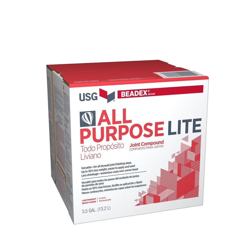 3.5 Gal. Lite All-Purpose Pre-Mixed Joint Compound
