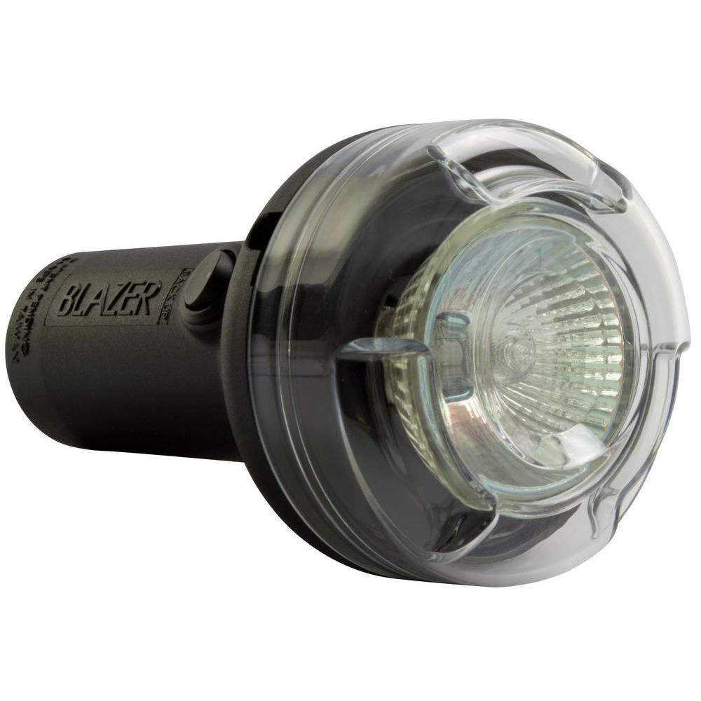 Blazer International Warning Light 12 Volt Back Up Utility Lamp