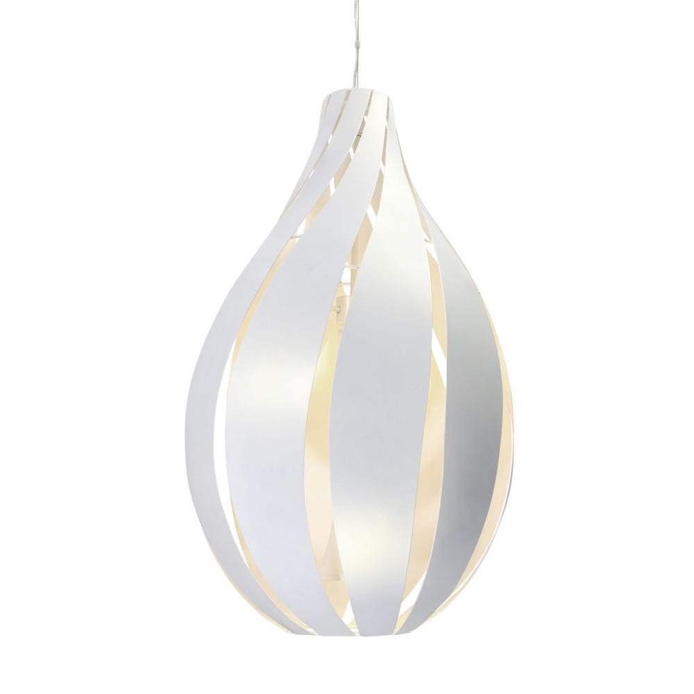 Varaluz Satisfaction 3-Light Pearl Mini-Pendant
