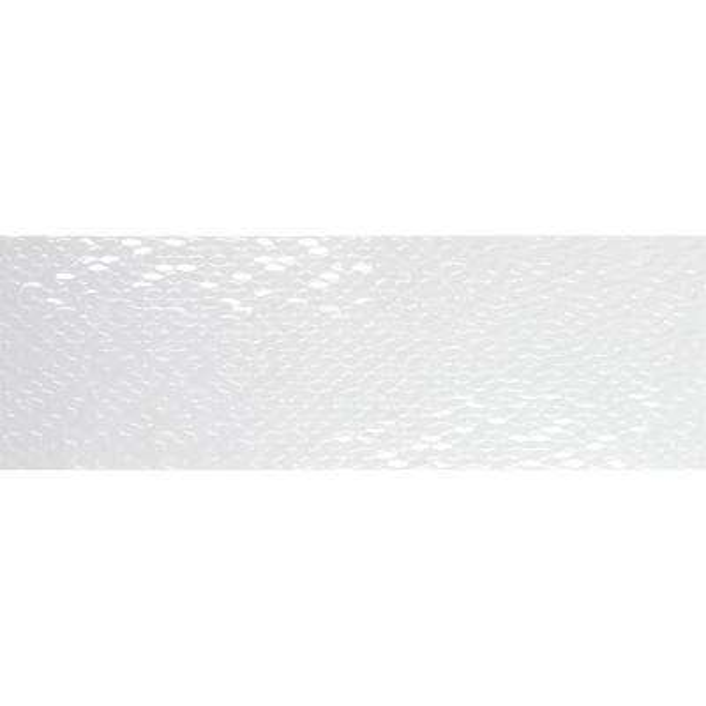 Artwork White Glossy 11.81 in. x 35.43 in. Ceramic Wall Tile (11.63 sq. ft. / case)
