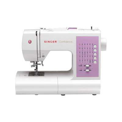 Confidence 30-Stitch Sewing Machine with Automatic Needle Threading