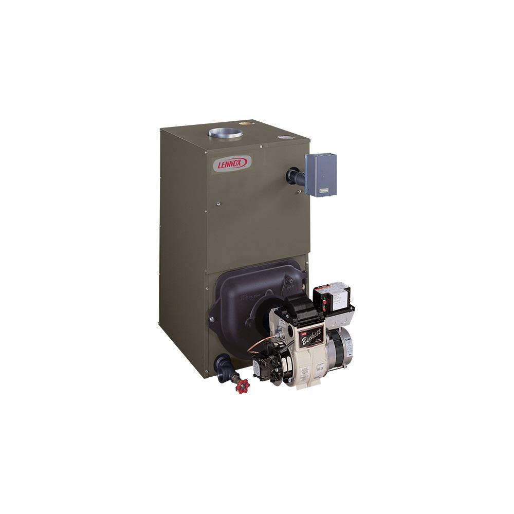 Installed High Efficiency Series Oil Boiler