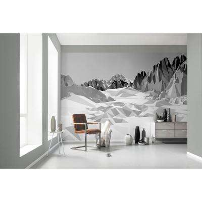 Icefields Landscapes Wall Mural