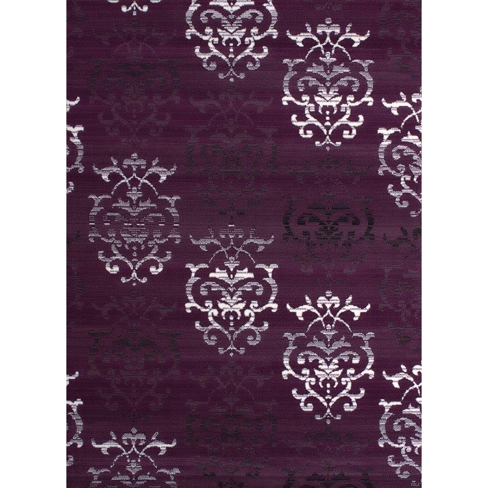 United Weavers Countess Lilac 7 Ft 10 In X 6 Indoor Area Rug 851 10784 912 The Home Depot