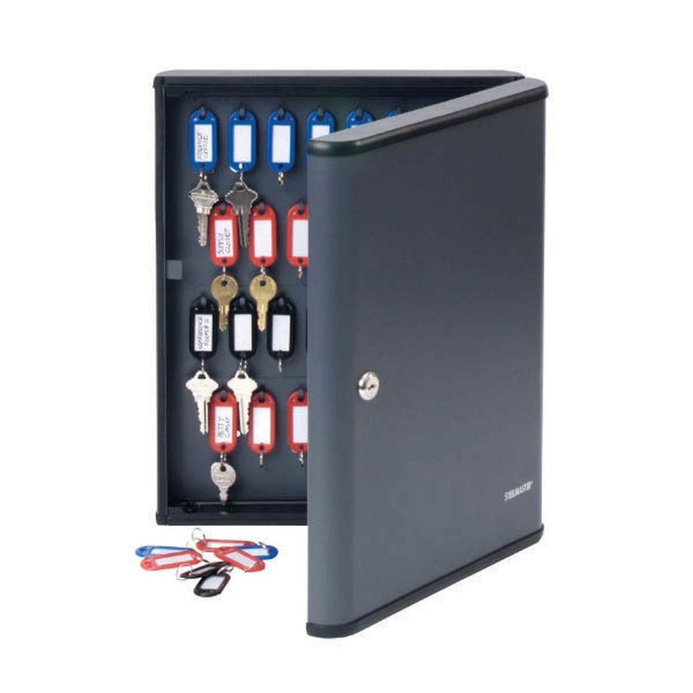 Steelmaster Security Key Cabinet Safe With High Impact