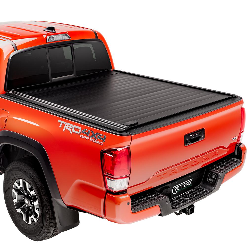 Retrax Pro Mx Tonneau Cover 99 06 Toyota Tundra Access Double Cab 6 2 Bed 80822 The Home Depot