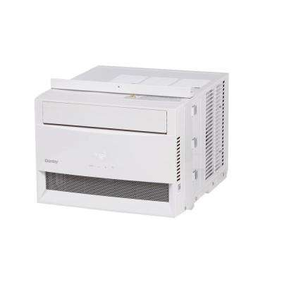 10000 BTU Window Air Conditioner with Wi-Fi and Remote in White