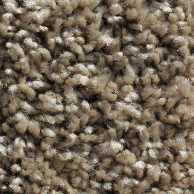 Thrive Good Earth Twist 24 in. x 24 in. Residential Carpet Tile (10 Tiles/Case)