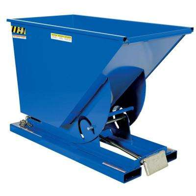 2,000 lb. Capacity 0.75 cu. yd. Light-Duty Self-Dump Hopper