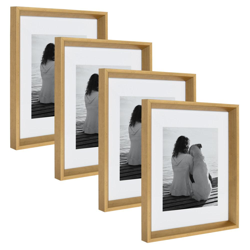Kate and Laurel Calter 11 in. x 14 in. Matted to 8 in. x 10 in. Gold ...