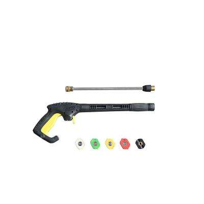 3000 PSI Pressure Washer Gun with 5 Colors Pressure Washer Nozzles
