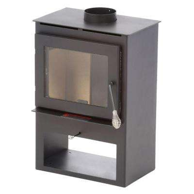 1200 sq. ft. Wood-Burning Stove