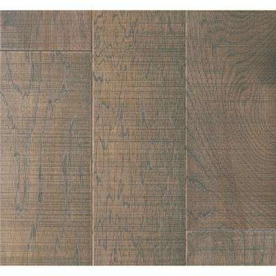 Hickory Manresa 1/2 in. Thick x 6-1/2 in. Wide x Varying Length Engineered Hardwood Flooring (976.80 sq. ft. / pallet)