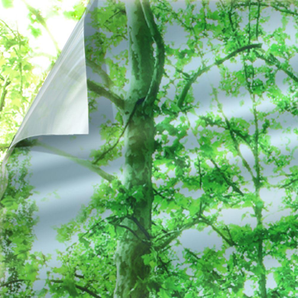 Gila 3 Ft X 15 Ft Mirror Privacy Window Film Prs361
