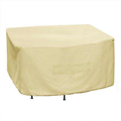 75 in. x 75 in. x 30 in. Square Patio Cover