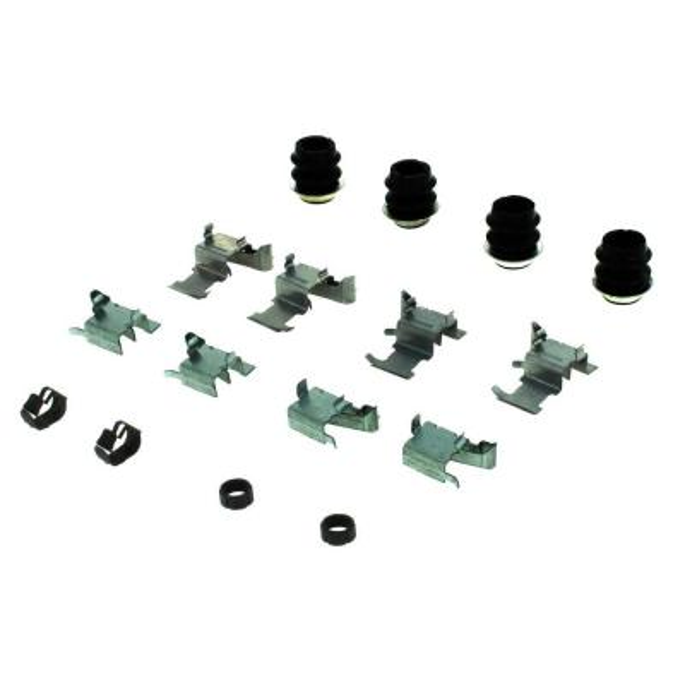 Disc Brake Hardware Kit Front Centric 117.35010
