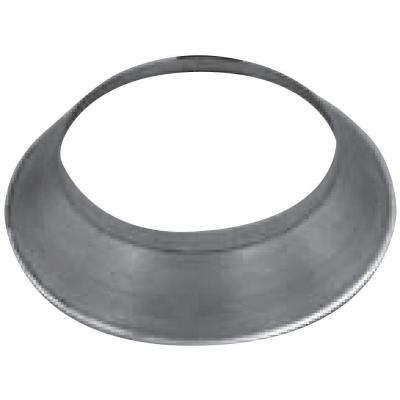 4 in. Galvanized B-Vent Storm Collar