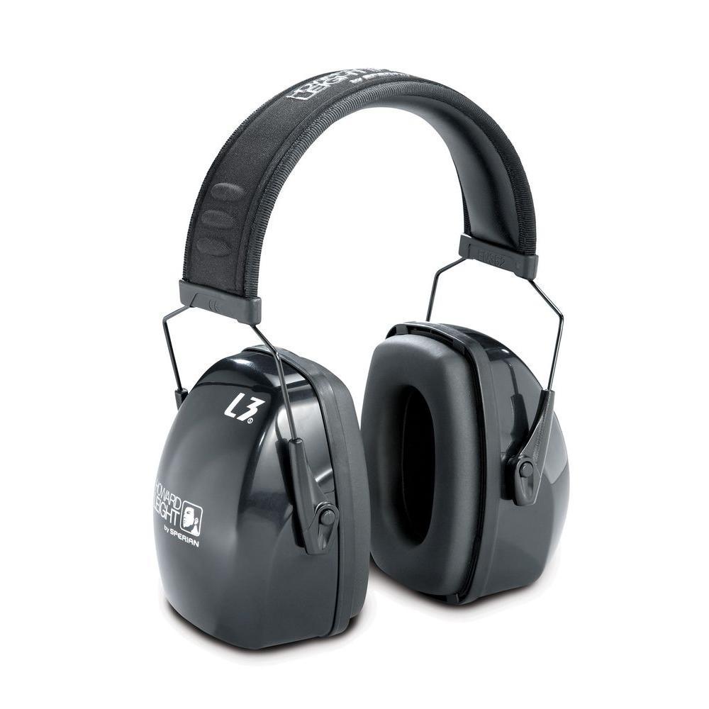 Howard Leight Leightning L3 Noise Blocking Wire Headband Earmuffs