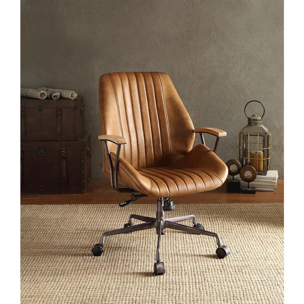 home depot office chairs. hamilton top grain leather office chair in coffee home depot chairs m