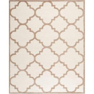 Cambridge Ivory/Beige 8 ft. x 10 ft. Area Rug