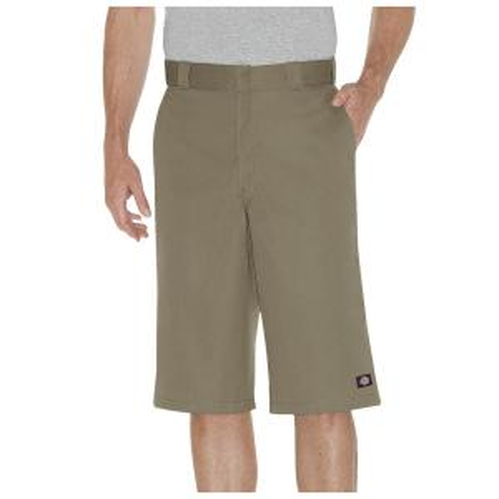 eef4bf4c3db9 Carhartt Men's Regular 38 Black Cotton Shorts-B357-BLK - The Home Depot