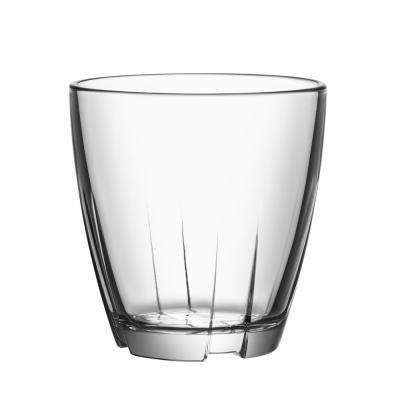 Bruk 6.6 oz. Small Tumbler in Clear (Set of 8)