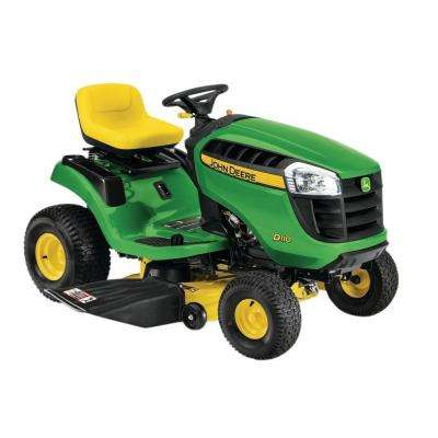 D110 42 in. 19 HP Hydrostatic Front-Engine Riding Mower-California Compliant