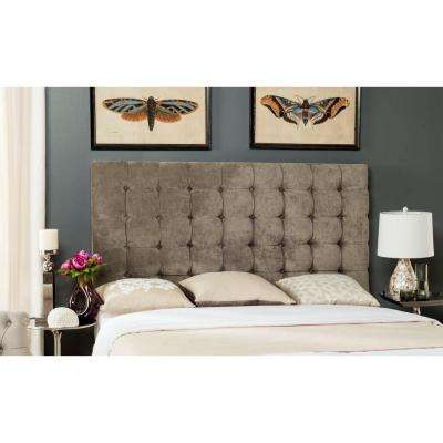 Lamar Greige Full Headboard