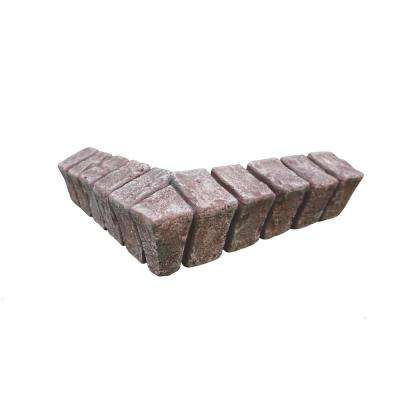 Chicago Brick 16.63 in. x 3 in. x 3.75 in. Brick Veneer Siding Outside Corner Ledger