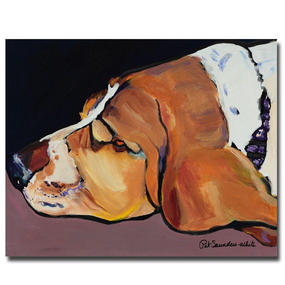 Trademark Fine Art 26 in. x 32 in. Farley Canvas Art