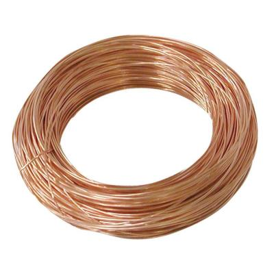 100 ft. 4 lb. 24-Gauge Copper Hobby Wire