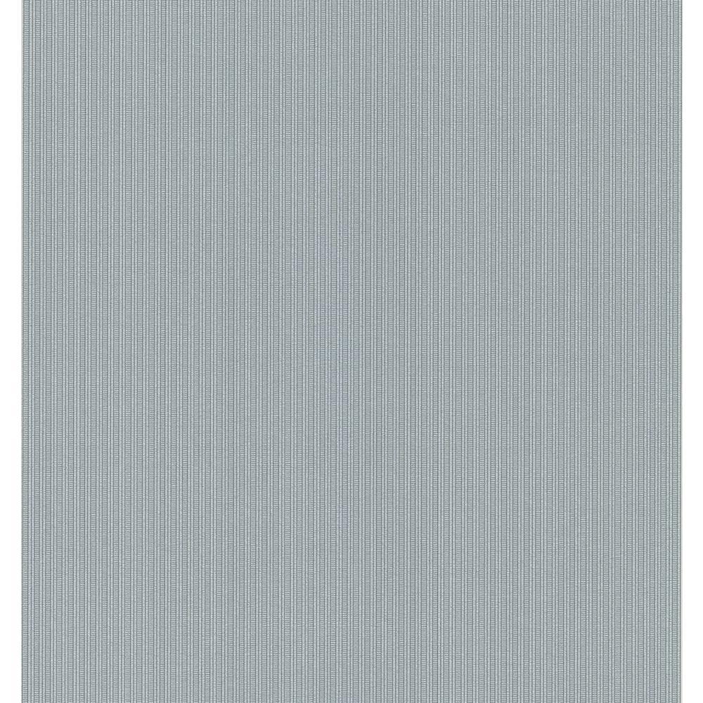 National Geographic Blue Pin Stripe Wallpaper Sample