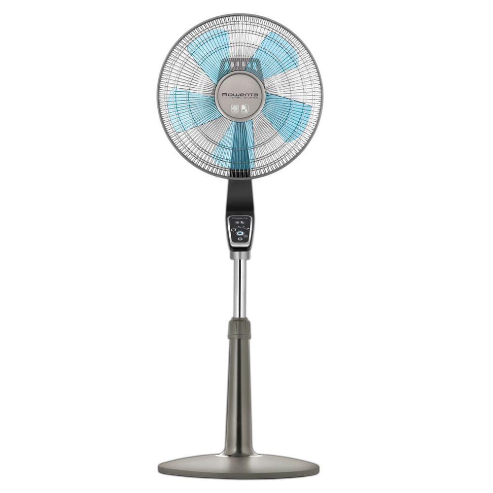 Rowenta Turbo Silence 16 in. 3 Speed Pedestal Fan