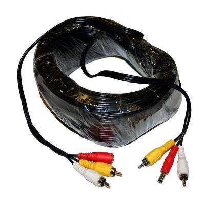 SeqCam 75 ft. RCA Audio Video Cable