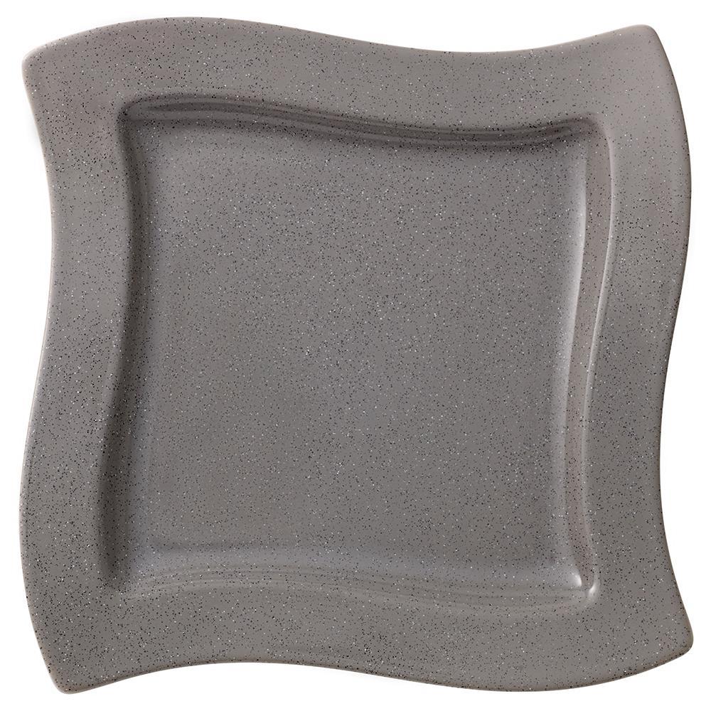 Villeroy & Boch New Wave Gray Stone Porcelain Dinner Plate 1041982619