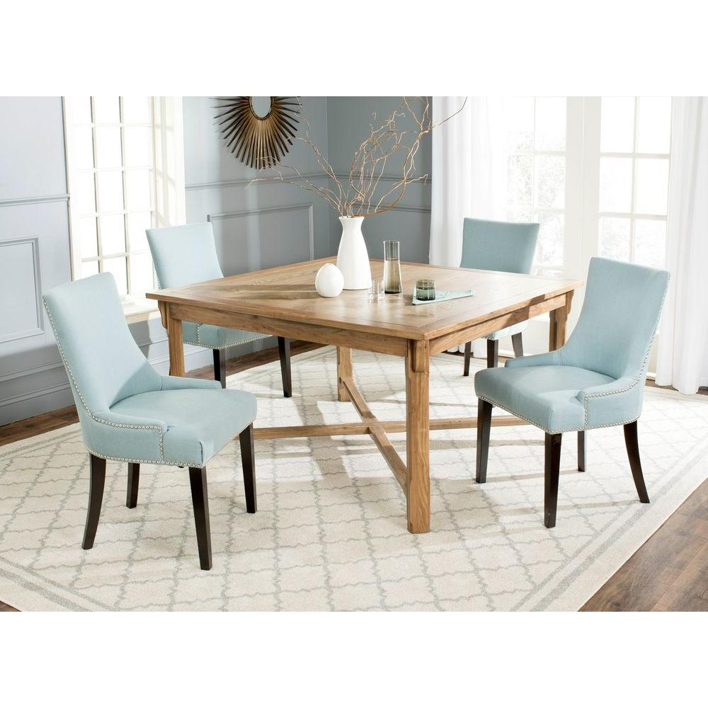 safavieh bleeker oak dining table